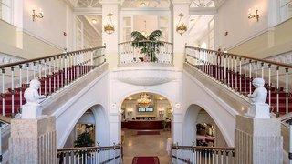 Hotel Austria Trend Schloss Wilhelminenberg Lounge/Empfang