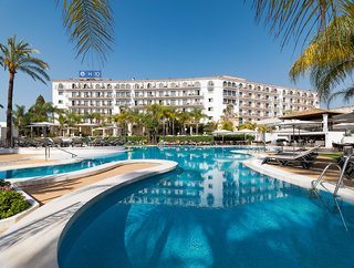 Hotel H10 Andalucia Plaza - Erwachsenenhotel Pool