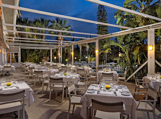 Hotel H10 Andalucia Plaza - Erwachsenenhotel Restaurant