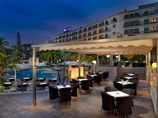 Hotel H10 Andalucia Plaza - Erwachsenenhotel Bar