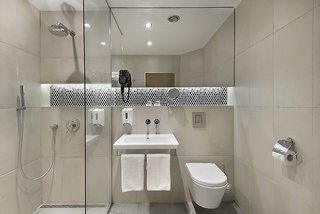 Hotel HVD Club Bor Badezimmer