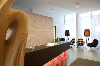 Hotel Zeitgeist Vienna Lounge/Empfang