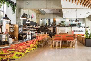 Hotel Zeitgeist Vienna Bar