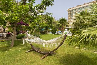 Hotel Lycus Beach Garten