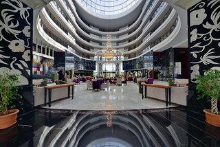 Hotel Seaden Sea Planet Resort & Spa Lounge/Empfang