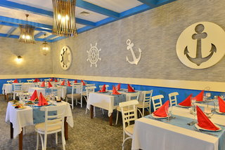 Hotel Seaden Sea Planet Resort & Spa Restaurant