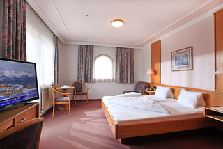 Hotel Sporthotel Ellmau & Appartementhaus Wohnbeispiel
