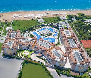 Hotel Royal Alhambra Palace Luftaufnahme