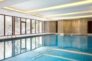 Hotel Grupotel Taurus Park Hallenbad