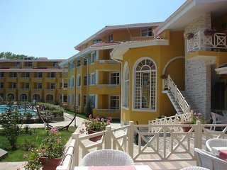Hotel Holiday Club Blue Orange Beach Terasse