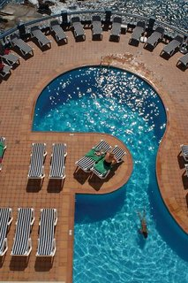 Hotel Roca Mar Lido Resorts - Royal Orchid Pool