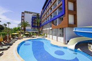 Hotel Gardenia Hotel Pool