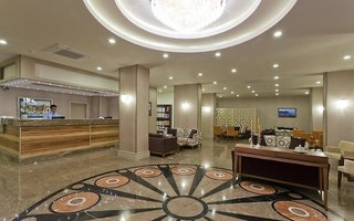 Hotel Gardenia Hotel Lounge/Empfang