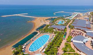 Hotel Eftalia Aqua Resort Luftaufnahme