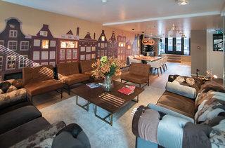 Hotel Cornelisz Lounge/Empfang