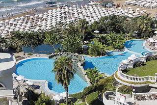 Hotel Crystal Sunrise Queen Luxury Resort & Spa Luftaufnahme
