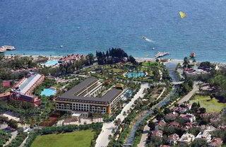Hotel Crystal Deluxe Resort & Spa Luftaufnahme