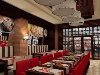 Hotel Crystal Deluxe Resort & Spa Restaurant