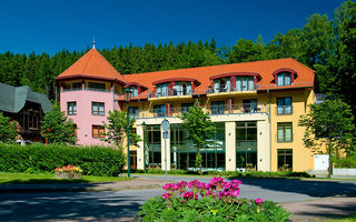 Hotel Vitalhotel Alexisbad Außenaufnahme