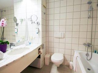 Hotel Arion Cityhotel Vienna Badezimmer