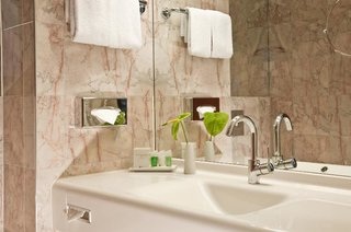 Hotel Arcotel Kaiserwasser Badezimmer