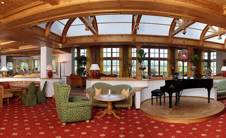 Hotel Sporthotel Ellmau & Appartementhaus Lounge/Empfang