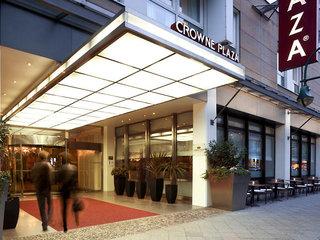 Hotel Crowne Plaza Berlin City Centre Außenaufnahme