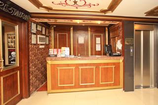 Hotel Agan Lounge/Empfang
