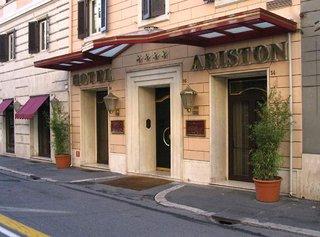 Hotel Ariston Rom Außenaufnahme
