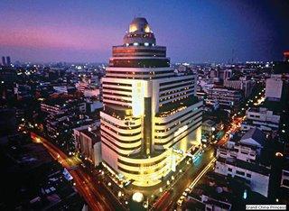 Hotel Grand China Außenaufnahme