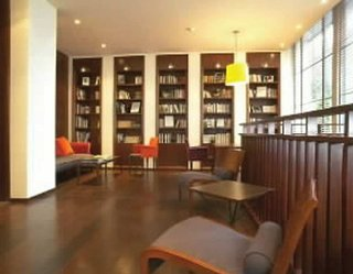 Hotel Quartier Latin Lounge/Empfang