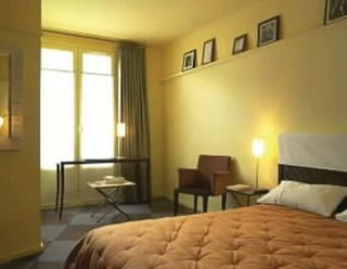 Hotel Quartier Latin Wohnbeispiel