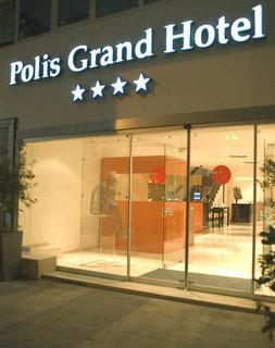 Hotel Polis Grand Außenaufnahme