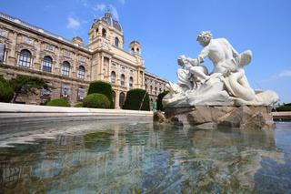 Hotel Austria Trend beim Theresianum Stadtansicht