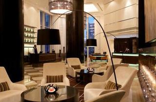 Hotel Towers Rotana Lounge/Empfang