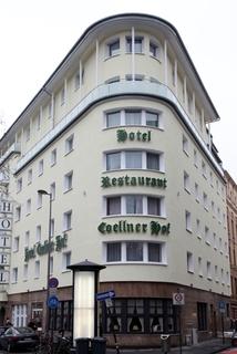 Hotel Coellner Hof Außenaufnahme