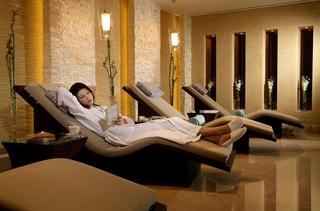 Hotel Beach Rotana Abu Dhabi Wellness