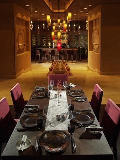 Hotel Beach Rotana Abu Dhabi Restaurant