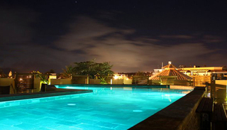 Hotel Aanari Hotel & Spa Pool
