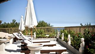 Hotel Aanari Hotel & Spa Terasse