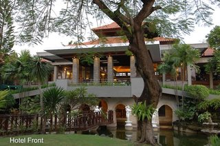 Hotel Bali Dynasty Resort Außenaufnahme