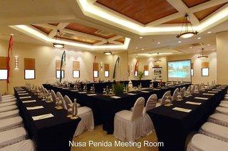 Hotel Bali Dynasty Resort Konferenzraum