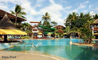 Hotel Bali Dynasty Resort Pool
