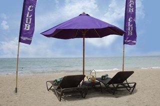 Hotel Bali Dynasty Resort Strand