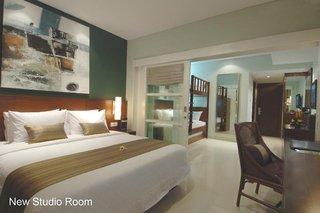 Hotel Bali Dynasty Resort Wohnbeispiel