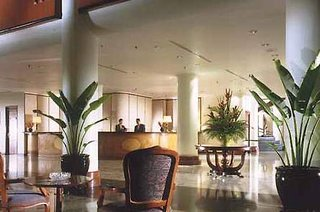 Hotel Concorde Lounge/Empfang