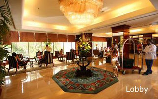 Hotel Copthorne Orchid Lounge/Empfang