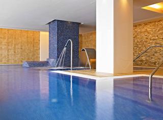 Hotel Hipotels Cala Millor Park Hallenbad