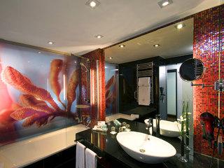 Hotel Eurostars Grand Central Badezimmer