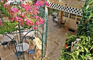 Hotel Charming Residence Dom Manuel I - Haupthaus Garten